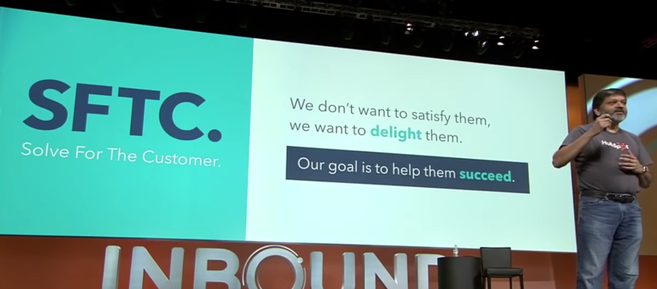 delighting customers lessons from inbound conference