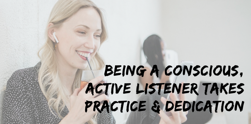listening takes practice remote teams